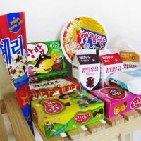[슈퍼마켓세트]과자도안 모음/개별구매가능/맛있는 먹거리들의 이름을 쏘옥- 우리커플에 맞게 바꾼 도안세트/푸짐한 간식구성까지~